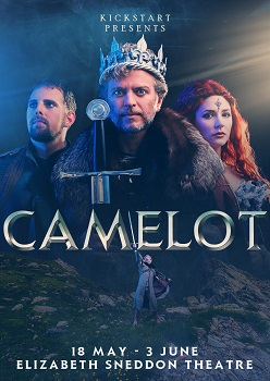 2018 Camelot Poster