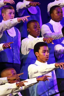 Drakensburg Boys Choir