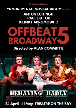 Offbeat Broadway 5 Poster