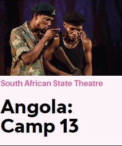 ANGOLA: CAMP 13