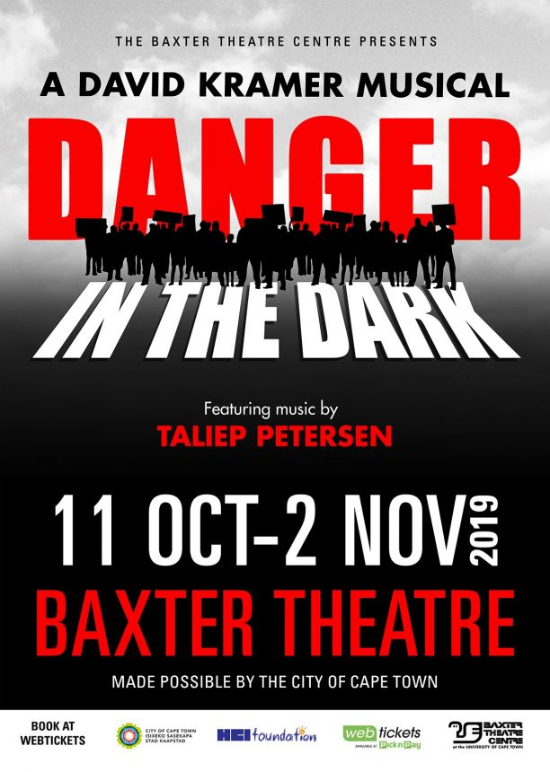 Final Poster for DANGER IN THE DARK